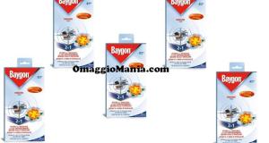 diventa tester adesivi anti-insetti Baygon