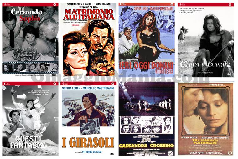 film Sophia Loren gratis in streaming