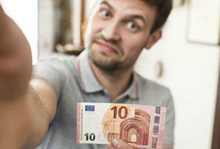 nuova banconota da 10 euro - vinci iPad