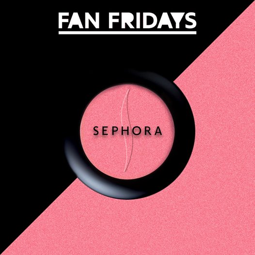 ombretti Sephora Colorful sconto Fan Friday Sephora