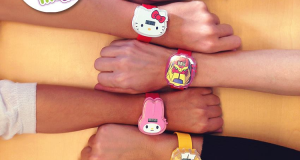 orologio Hello Kitty o Ben 10 omaggio con Happy Meal McDonald's