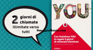 premio Vodafone YOU settembre 2014