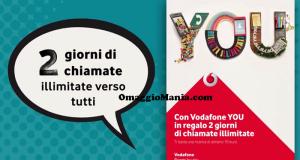 premio Vodafone YOU settembre 2014