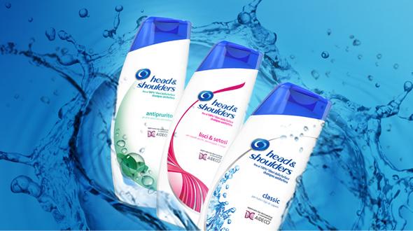 shampoo Head&Shoulders da testare gratis con Desideri Magazine