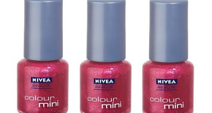 testa gratis smalto Nivea Colour Mini