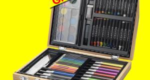 valigetta colori omaggio da Casa Henke