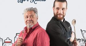 vinci e cucina con Ugo e Roberto