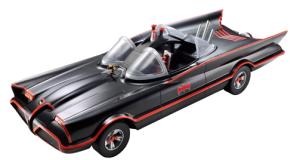 vinci riproduzione Batmobile con La Scatola dei Giocattoli