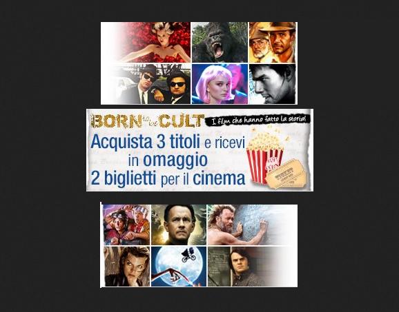 Biglietti cinema omaggio con Universal e Amazon