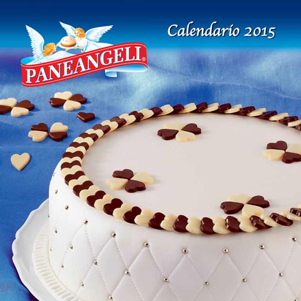 Calendario Paneangeli 2015 omaggio