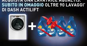 Dash Actilift omaggio con Hotpoint-Ariston