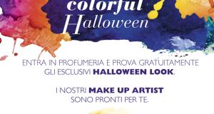 Halloween Look gratis da Limoni Profumerie