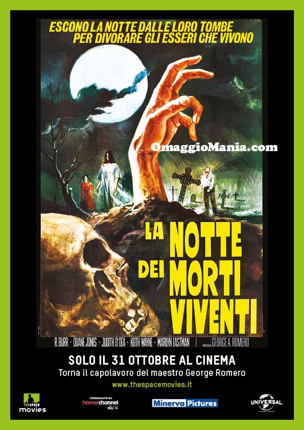 Halloween con La Notte dei Morti Viventi