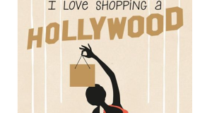 I love shopping a Hollywood di Sophie Kinsella