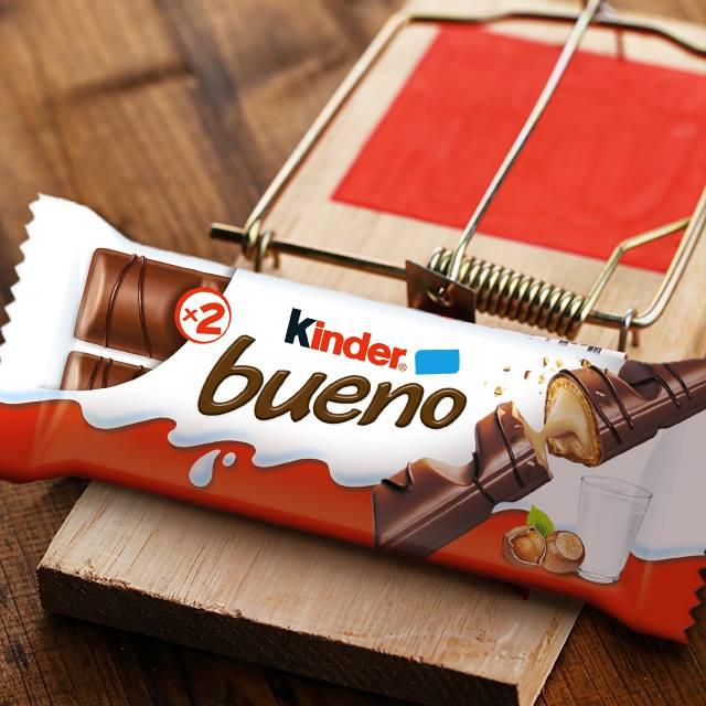 Kinder Bueno - iniziativa K-People