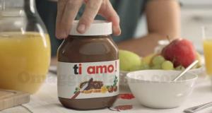 Nutella Sei Tu - etichetta personalizzata con il tuo messaggio
