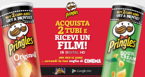Pringles Movie Night - film gratis