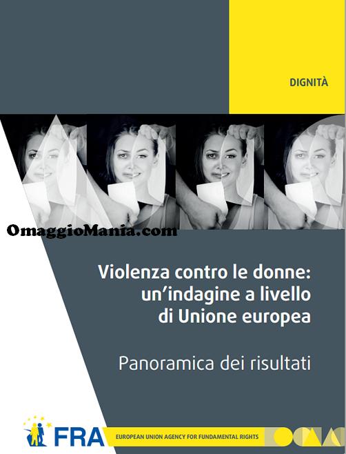 Violenza contro le donne richiedi gratis indagine