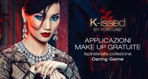 applicazione make-up gratuita da Kiko Milano