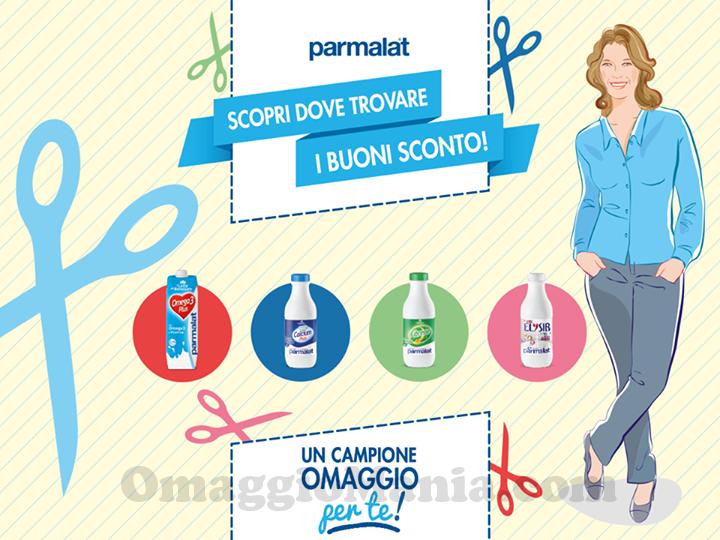 campioni omaggio Latti Funzionali Parmalat