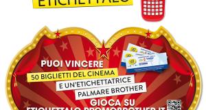 concorso a premi Brother La prossima volta etichettalo