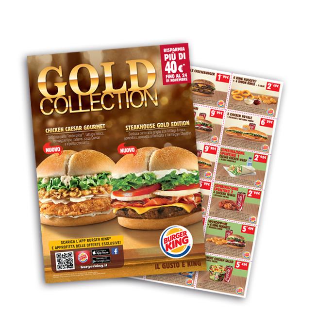 coupon Burger King fino al 24 novembre 2014
