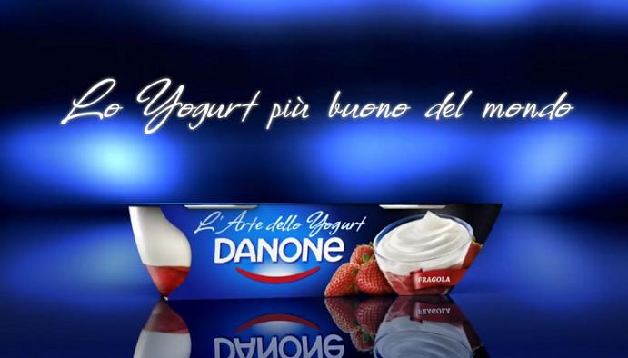 coupon Danone L'Arte dello Yogurt