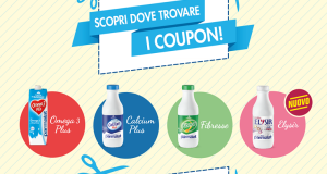 coupon Latti Funzionali Parmalat