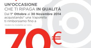 coupon Polti rimborso fino a 70 euro