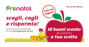 coupon Prénatal fino al 30
