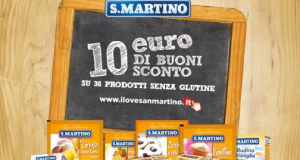 coupon S.Martino senza glutine