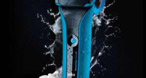 diventa tester rasoio Braun WaterFlex