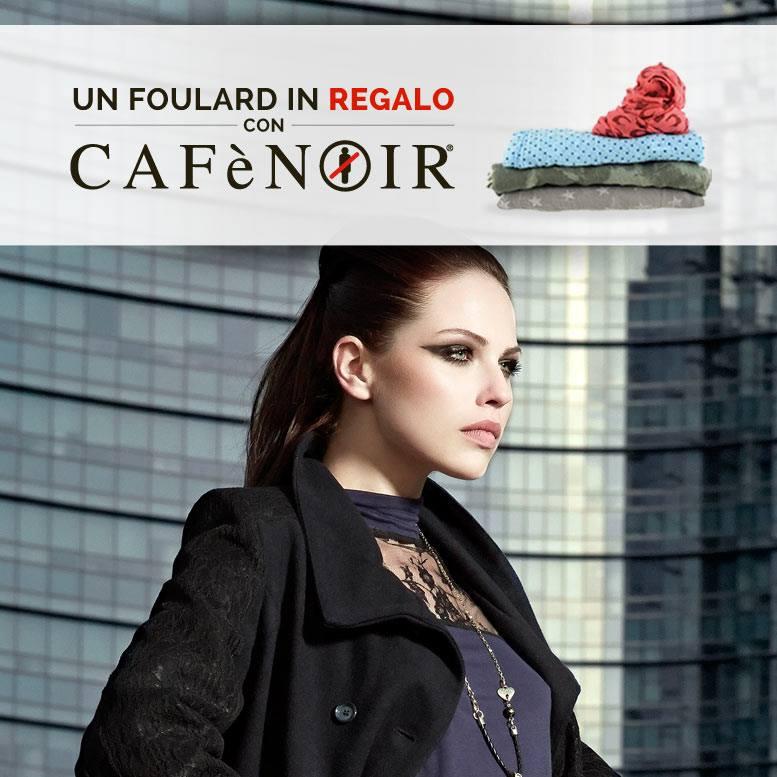 foulard gratis CafèNoir