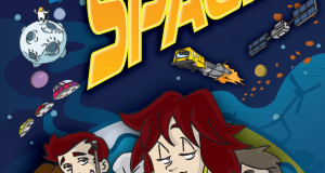 fumetto gratis All u need is space