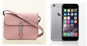 iPhone 6 o borsa Gucci