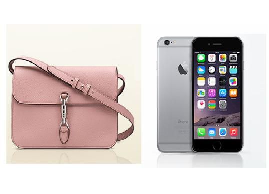 iPhone 6 o borsa Gucci