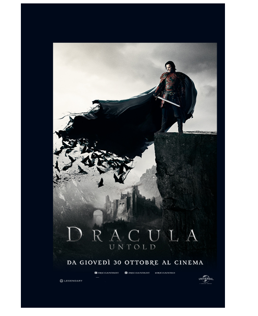 locandina Dracula Untold