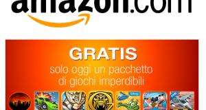 pacchetto di giochi gratis su Amazon