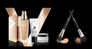 pennello make-up omaggio da Vichy