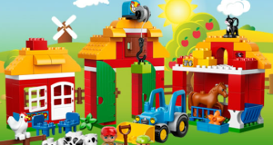prova a vincere Lego Duplo