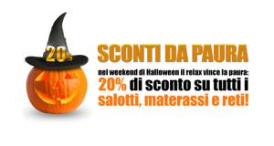 sconti da paura nel weekend di Halloween da Mercatone Uno