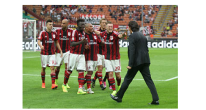 vinci Milan-Fiorentina con Radio Italia