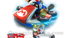 vinci Wii U e Mario Kart 8 con Danone