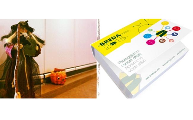 vinci agenda Breda 2015 con il #BredaContest di Halloween
