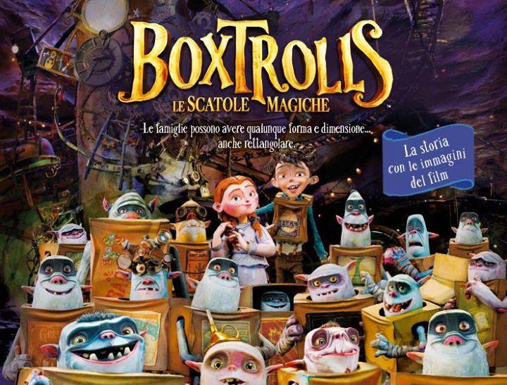 vinci gadget del film Boxtrolls
