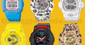 vinci orologio BABY-G Casio