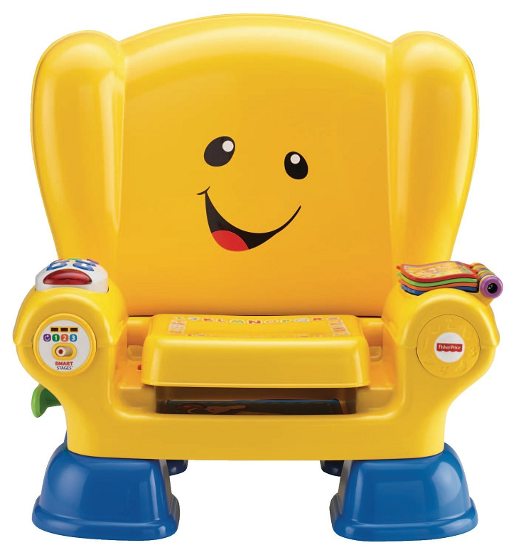 vinci poltroncina Fisher Price con Pampers