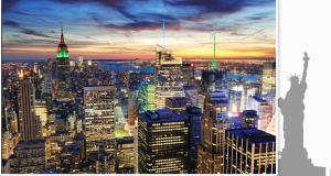 vinci viaggio a New York con Oltre