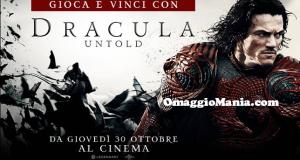 vinci viaggio in Transilvania con Dracula Untold
