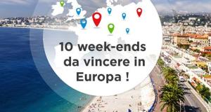 vinci weekend in Europa con Ibis